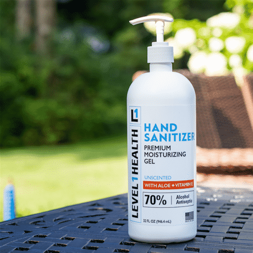 32 oz Bottle of Hand Sanitizer - Outdoors