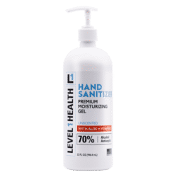 32 oz Level 1 Hand Sanitizer with Pump